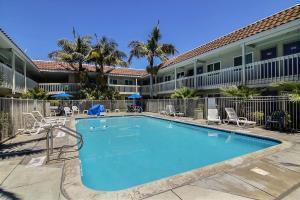 Hotel Motel 6 Santa Barbara-carpinteria South