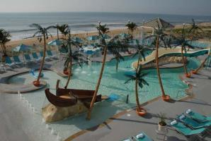 Hotel Hilton Suites Ocean City Oceanfront
