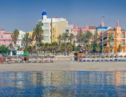 Hotel Mediterraneo Park, 4* Roquetas De Mar