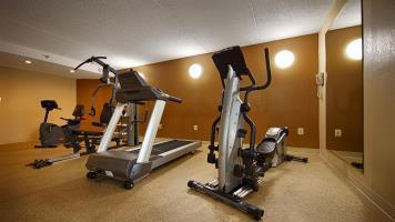 Hotel Best Western Plus Cedar Bluff Inn