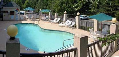 Hotel Sleep Inn Charlotte Airport - Billy Graham Parkway