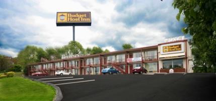 Hotel Budget Host Inn-wytheville