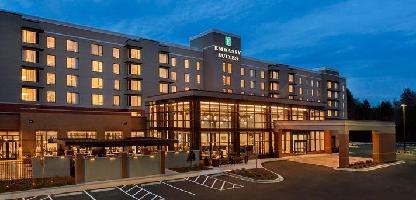 Hotel Embassy Suites By Hilton Atlanta Ne Gwinnett Sugarloaf