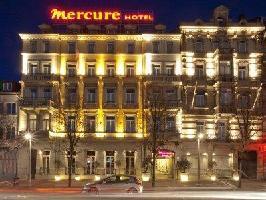 Hotel Mercure Strasbourg Centre Gare