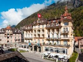 Hotel Royal St Georges Interlaken