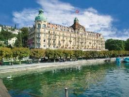 Hotel Palace Lucerne (junior Suite Lake View)