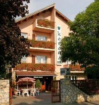 Hotel Korona Panzio