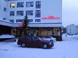 Hotel Rantasipi Pohjanhovi