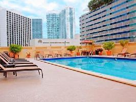 Hotel Courtyard By Marriott Miami Downtown