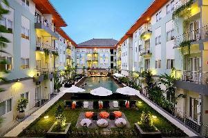 Harris Hotel & Residences Riverview Kuta Bali