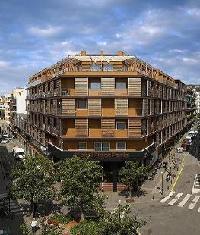 Hotel Fergus Plaça Paris