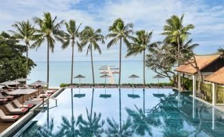 Hotel Le Meridien Koh Samui Resort & Spa
