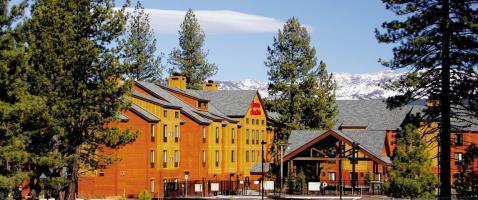 Hotel Hampton Inn & Suites Tahoe-truckee, Ca