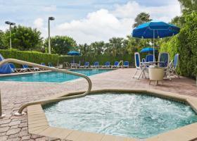 Hotel Comfort Suites Miami-kendall