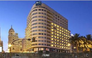 Hotel Ac Malaga Palacio By Marriott