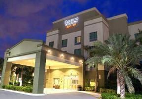 Hotel Fairfield Inn & Suites Fort Lauderdale Airport