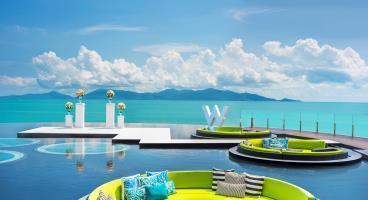 Hotel W Retreat Koh Samui