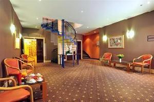 Hotel Best Western Crequi Part Dieu