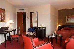 Hotel Mercure Lyon Charpennes