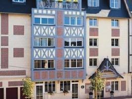 Hotel Qualys Almoria Deauville