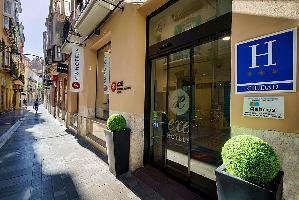 Hotel Exe Malaga Museos