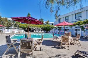 Hotel Motel 6 San Francisco Belmont