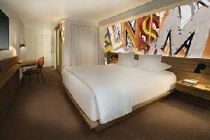 Hotel The Quad Resort And Casino, Located Next To Flamingo