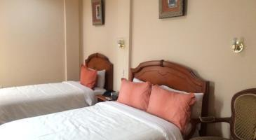 Boutique Plaza Sucre Hotel