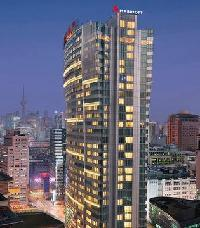 Hotel Marriott Shanghai City Centre