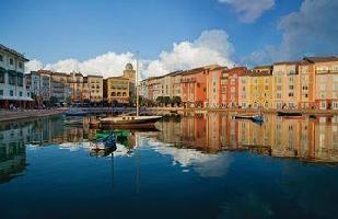 Hotel Portofino Bay At Universal