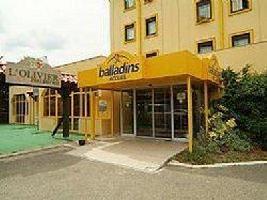 Balladins Bobigny Hotel