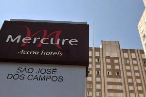 Hotel Mercure Sao Jose Dos Campos Colinas