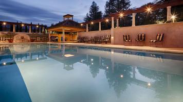 Hotel Best Western Dry Creek Inn