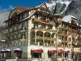 Hotel Victoria-lauberhorn (jungfrau View)