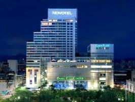 Hotel Novotel Ambassador