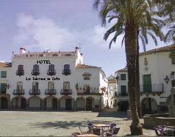 Hotel Los Balcones De Zafra