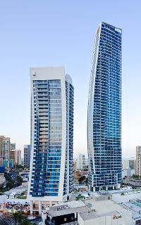Hotel Surfers Paradise Residences Hilton