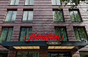 Hotel Hampton By Hilton Berlin City West