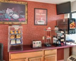 Hotel Econo Lodge Laurel Racetrack