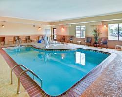 Hotel Comfort Inn Near Unt