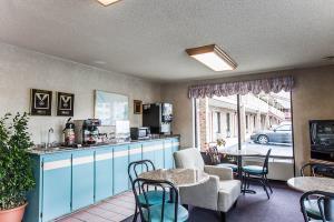 Hotel Rodeway Inn University Area