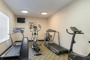 Hotel Mainstay Suites Texas Medical Center/reliant Park