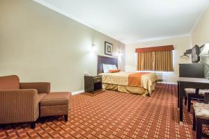 Hotel Rodeway Inn & Suites Pasadena