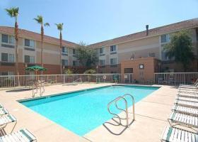 Hotel Quality Inn & Suites At Metro Center
