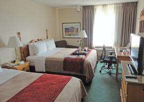 Hotel Comfort Inn Salt Lake City Airport