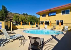 Hotel Rodeway Inn Near Qualcomm Stadium
