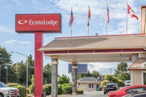 Hotel Econo Lodge Seatac Airport North