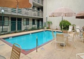 Hotel Quality Inn Anaheim North
