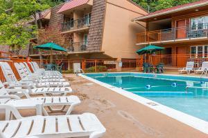 Hotel Quality Inn Creekside - Downtown Gatlinburg