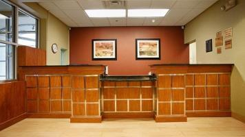Hotel Best Western Airport Inn & Suites Cleveland